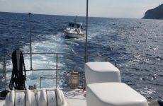 Βλάβη σε σκάφος αναψυχής στη Σκόπελο