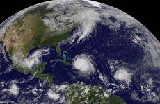 Νέος τυφώνας ακολουθεί τα ίχνη του Ιρμα