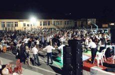 Γλέντι μέχρι πρωίας στην ανοικτή μουσικοχορευτική εκδήλωση στο Βελεστίνο