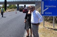Διαγράμμιση σε 140 χλμ στο οδικό δίκτυο της Π.Ε. Μαγνησίας ξεκινά η Περιφέρεια Θεσσαλίας