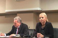 Δωροθέα  Κολυνδρίνη: Κοινός αγώνας για τη θεμελίωση της ισότητας στην Αυτοδιοίκηση