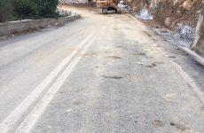 Αποκαθίσταται η κυκλοφορία οχημάτων στην Ε.Ο Βόλου – Τσαγκαράδας στη θέση «Ξουρίχτι»
