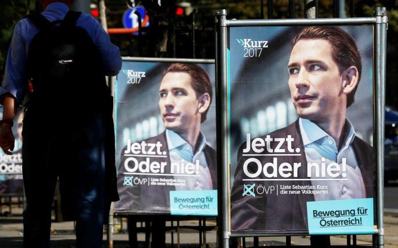 Προεκλογικό σκάνδαλο στην Αυστρία