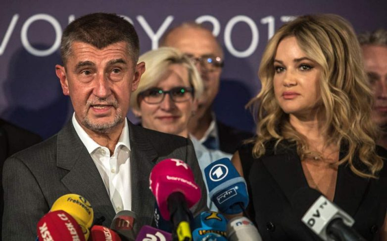 Νικητής των εκλογών ο «Τσέχος Μπερλουσκόνι»