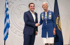 Τσίπρας – Λαγκάρντ: Συμφωνία για έγκαιρη ολοκλήρωση της αξιολόγησης