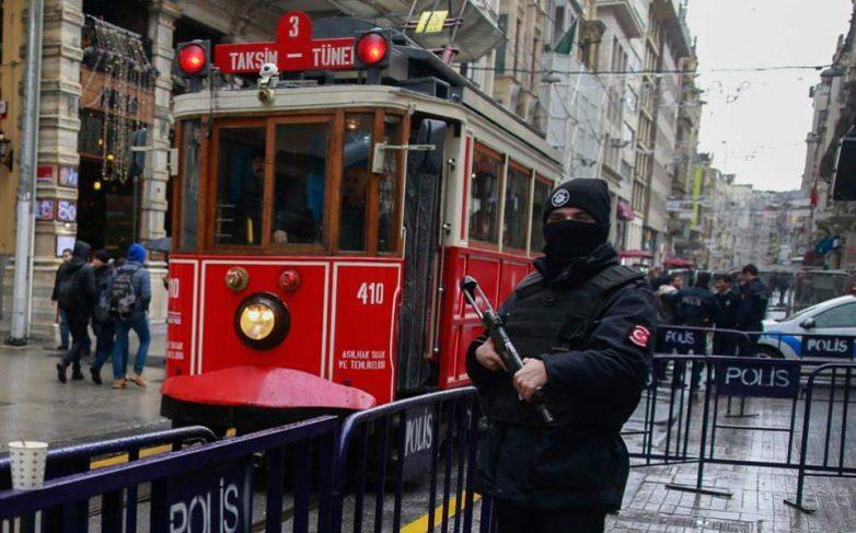 Τουρκία: Νέο κύμα συλλήψεων υπόπτων για συμμετοχή στο ΙΚ