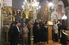 Ο ιεροψαλτικός κόσμος της Δημητριάδος τίμησε τον Προστάτη του Ιωάννη Κουκουζέλη