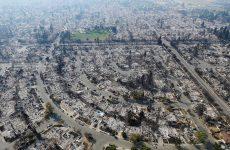 26 νεκροί, εκατοντάδες αγνοούμενοι από τις φωτιές στην Καλιφόρνια