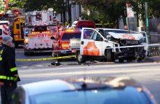 Μανχάταν: Όχημα παρέσυρε πεζούς και ποδηλάτες – 6 νεκροί, 15 τραυματίες