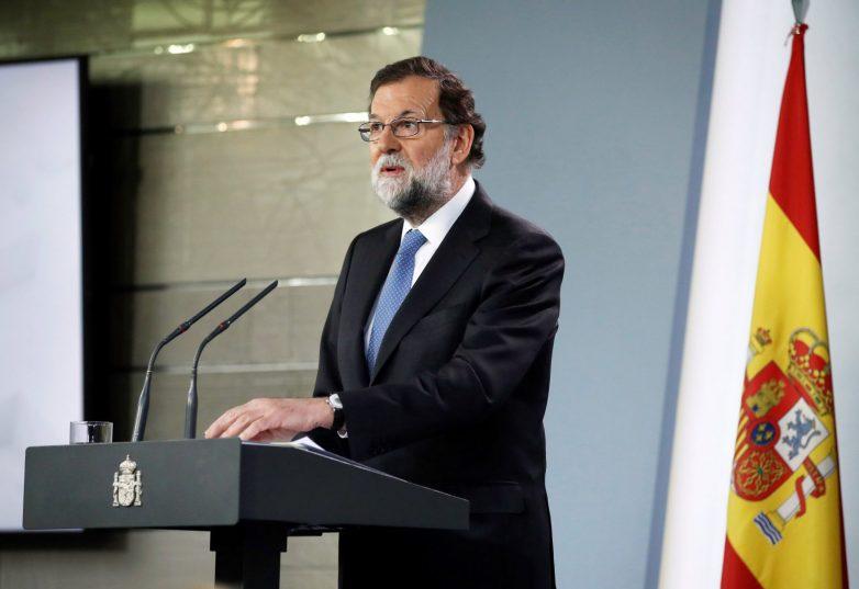 Διαλύει το καταλανικό κοινοβούλιο ο Ραχόι