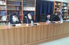 Θεία Λατρεία, ενοριακή ζωή και οργάνωση στην 1η Ιερατική Σύναξη της Μητροπόλεως Δημητριάδος