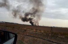 Μαχητικό F-18 συνετρίβη κοντά στη Μαδρίτη