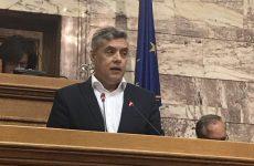 Κ. Αγοραστός: «Το νομοσχέδιο για το δομημένο περιβάλλον δεν αντιμετωπίζει ολοκληρωμένα το ζήτημα του πολεοδομικού σχεδιασμού»