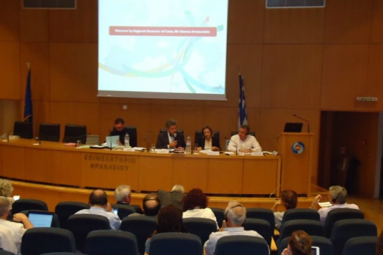 Συμμετοχή της Περιφέρειας Θεσσαλίας σε διαδικτυακές συναντήσεις της AREPO