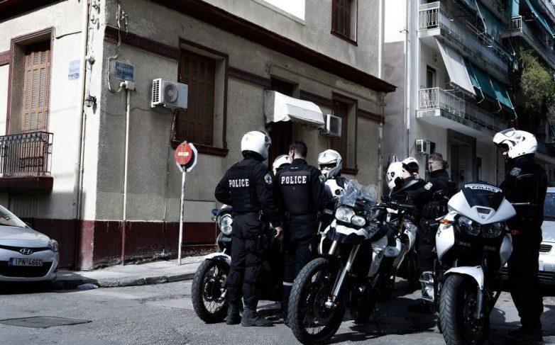 Εκτεταμένη αστυνομική επιχείρηση σε περιοχή της Μαγνησίας