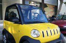 Το πρώτο Ελληνικό ηλεκτρικό αυτοκίνητο κυκλοφορεί και επισήμως