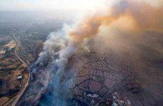 Σε τουλάχιστον 38 ανέρχονται οι νεκροί από τις πυρκαγιές στην Καλιφόρνια