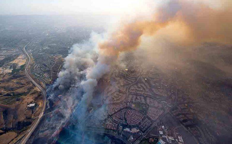 Καλιφόρνια: Μάχη με τις φλόγες σε 15 μέτωπα, στους 11 οι νεκροί