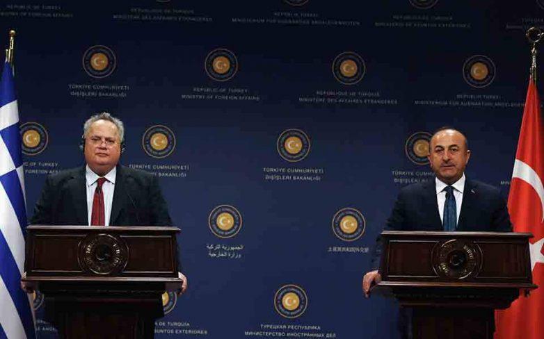 Τσαβούσογλου: Να μην γίνει η Ελλάδα καταφύγιο πραξικοπηματιών