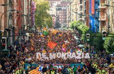 Κάλπη διαμαρτυρίας στην Καταλωνία