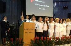 Ορκίστηκαν νέοι εθελοντές του περιφερειακού τμήματος Βόλου του ΕΕΣ