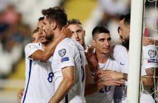 Ζωντανή στο κυνήγι του Μουντιάλ η Ελλάδα, 1-2 την Κύπρο
