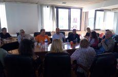 Ενημέρωση κλιμακίου του πρωθυπουργικού γραφείου για τα προβλήματα παιδείας στη Μαγνησία