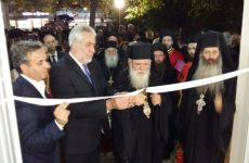 Αρχιεπίσκοπος Ιερώνυμος από τον Αλμυρό: «Αυτός ο τόπος δεν θα πεθάνει»