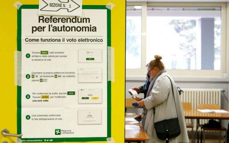 Οι πλουσιότερες περιφέρειες ψηφίζουν για την αυτονομία τους