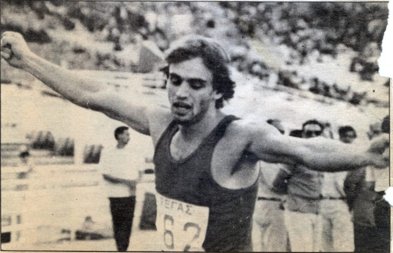 Kόπηκε το νήμα της ζωής του  πρωταθλητή Ελλάδας Θανάση Καλογιάννη
