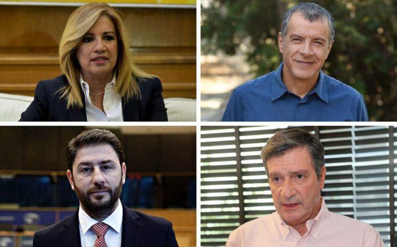 Aνακοινώθηκε το εξαμελές πολιτικό συμβούλιο του Κινήματος Αλλαγής