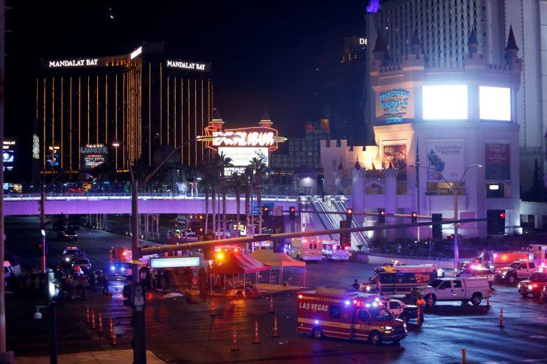 To ISIS «διεκδικεί» την ευθύνη για την αιματοχυσία στο Λας Βέγκας