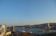 Mπόχα στο  λιμάνι από τα λύματα της ΔΕΥΑΜΒ