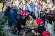 Με επιτυχία η1η Γιορτή Μανιταριού Μακρυρράχης