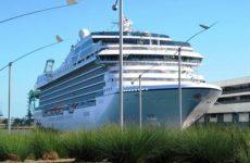 """Στο Βόλο την Παρασκευή το  κρουαζιερόπλοιο  """"Marina"""""""
