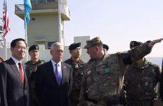 Αμερικανός υπουργός Άμυνας: «Δεν θέλουμε πόλεμο με τη Βόρεια Κορέα»