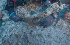 Eντυπωσιακά ευρήματα από την υποβρύχια ανασκαφή στο Ναυάγιο των Αντικυθήρων