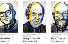 Σε τρεις επιστήμονες το Νόμπελ Φυσικής