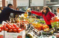 Oι λαϊκές αγορές Νοέμβριο και Δεκέμβριο