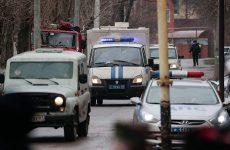 Ουκρανία: Αυτοκίνητο έπεσε πάνω σε πεζούς στο Χάρκοβο