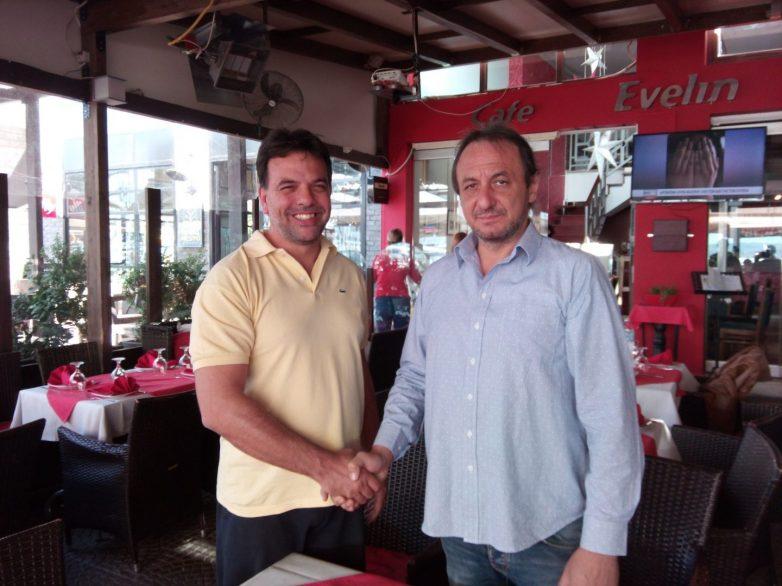 Στον συνδυασμό «Μαγνησία 2025» το στέλεχος της  ΝΟΔΕ Μαγνησίας Θόδωρας Αθανασός