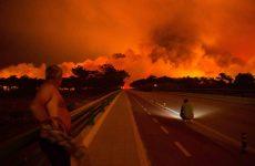 Πορτογαλία: 440 πυρκαγιές και τουλάχιστον τρεις νεκροί σε ένα 24ωρο