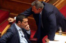 Καμμένος: «Δεν ψηφίζω για όνομα με τον όρο Μακεδονία»