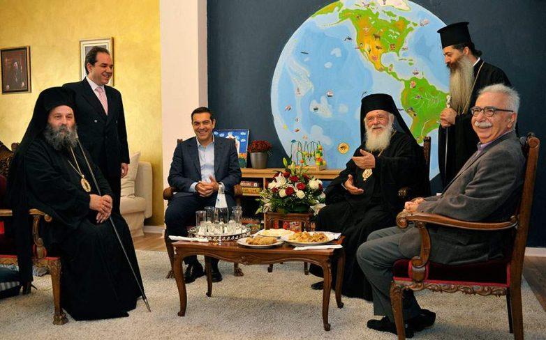 Γιάννενα: Η καταγραφή της εκκλησιαστικής περιουσίας στη συνάντηση Τσίπρα-Ιερώνυμου