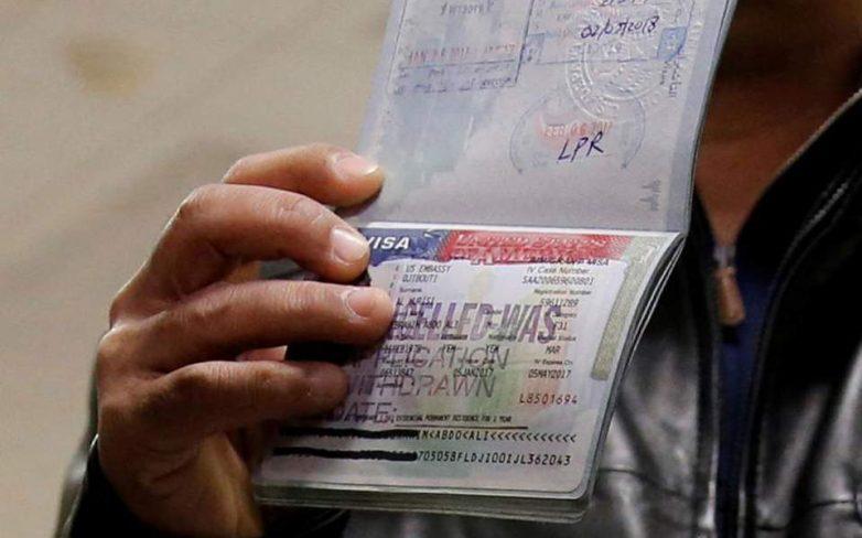 Αμοιβαιότητα των θεωρήσεων (visa reciprocity)
