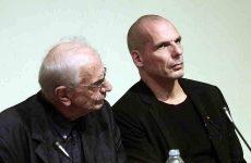 Στη μεγάλη οθόνη επιθυμεί να μεταφέρει το νέο βίβλιο του Βαρουφάκη ο Κώστας Γαβράς