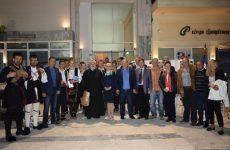 Επίσκεψη Σέρβων στο Βελεστίνο