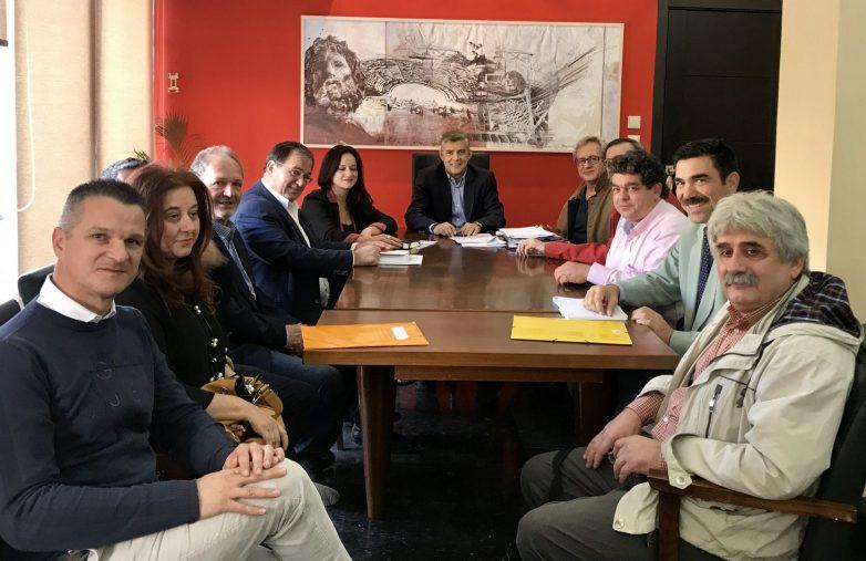 Σε χρηματοδότηση 25 νέων έργων Υγείας προϋπολογισμού 5 εκατ. ευρώ προχωρά η Περιφέρεια Θεσσαλίας