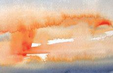 Νέα ατομική έκθεση ζωγραφικής της ΕΛΛΗΣ  ΜΕΛΗ «φευγαλέα  οράματα»