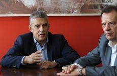 Σύσκεψη στην Περιφέρεια Θεσσαλίας για τις ζημιές από τα έντονα καιρικά φαινόμενα